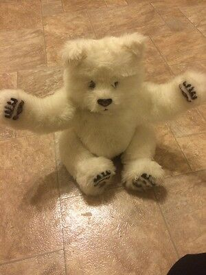 Fur Real Friends Luv Cub Polar Bear Interactive