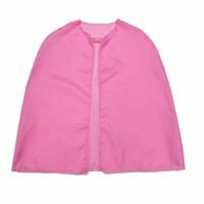 """Small Pink 26"""" Cape Party Xmas Magician Fancy Dress  Book Week School Play"""