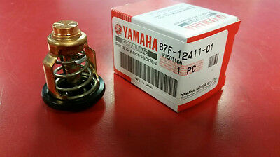 67F-12411-01-00 Yamaha F75,F90,F150,F200,F225,F250 Thermostat  Same Day Ship