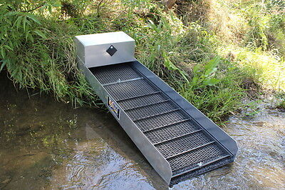 Gold Sluice - DB3 Dredge Box - Sluicy Gold & Prospecting Equipment