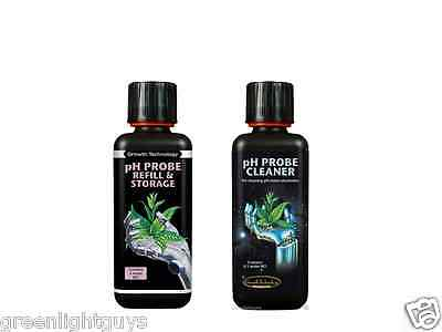 Ph Probe Cleaning Solution 300ml & Ph Probe Refill & Storage 300ml