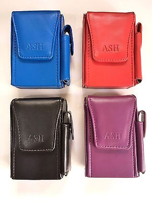 Super King Cigarette Pouch And Lighter Holder Colours available NEW! 8 DESIGNS