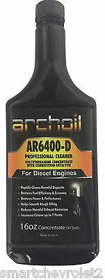 Archoil AR6400 16oz DPF Cleaner Diesel Fuel Additive
