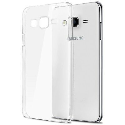 Coque Housse Etui Pour Samsung Galaxy J5 [Crystal Ultra Fin 0.8mm]