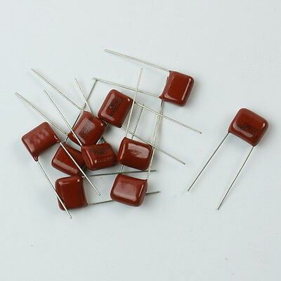 10x .022uf 400v 223J CBB22 Tone Capacitors For electric Guitar Bass or Amplifier