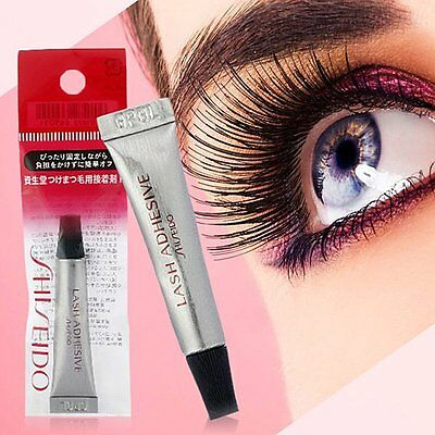 [SHISEIDO] Strong Hold False Eyelash Adhesive Glue 3.3g MADE IN JAPAN NEW