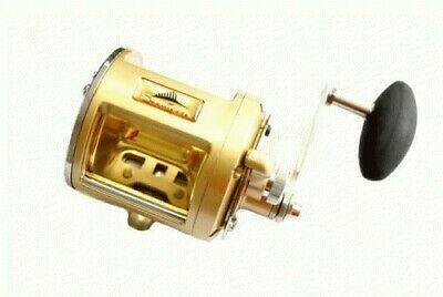 Kamikaze - KAMLD20 Lever Drag Gold Game Fishing Reel