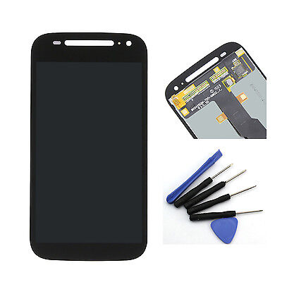 For Motorola Moto E 2nd XT1524 LCD Touch Screen Digitizer Assembly +Repair Tools