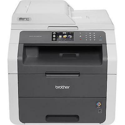 Brother® MFC-9130CW Digital Wireless Colour Laser Multifunction Printer