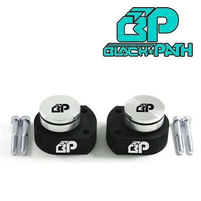 "BP 06-18 Kawasaki ZX-14R 1"" ZZR1400 Black Handlebar Riser Spacer Kit ABS"