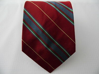 Pura Seta Silk Tie Seta Cravatta Made In Italy  A1612