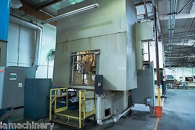 "48"" Springfield Model 48CNC, CNC Fixed Rail Type Twin Spindle Vertical Grinder,"