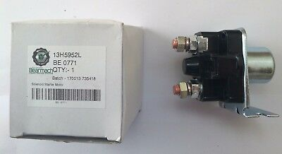 Land Rover Series 2 /& 2a Petrol Starter Solenoid OEM Lucas Quality BE 0771G