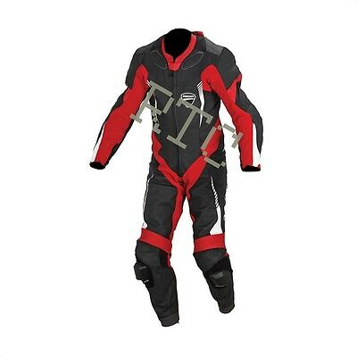Ducati Troy Bayliss New 2015 Model Mens motorbike Racing Leather Suit