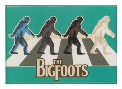 The Bigfoots Magnet