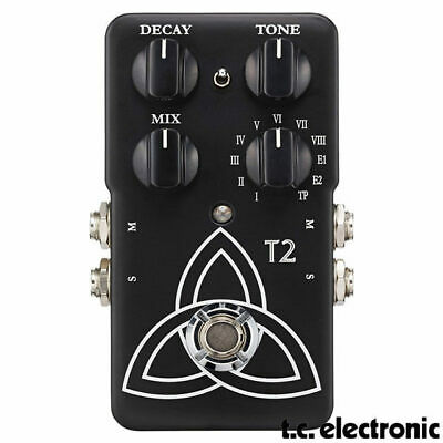 TC Electronic Trinity T2 Reverb Guitar Effect Pedal