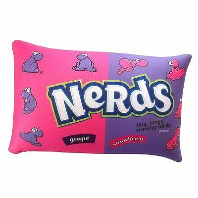 Nerds Spandex Pillow with Microbeads Squishy Digital Print Officially Licensed