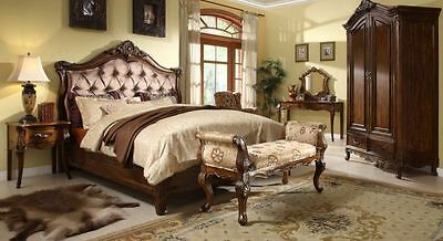 Usa Bedroom Furniture Set In A Classical Style