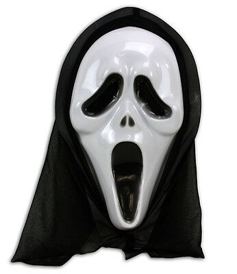 Mascara de Scream disfraces carnaval Halloween careta miedo cine terror
