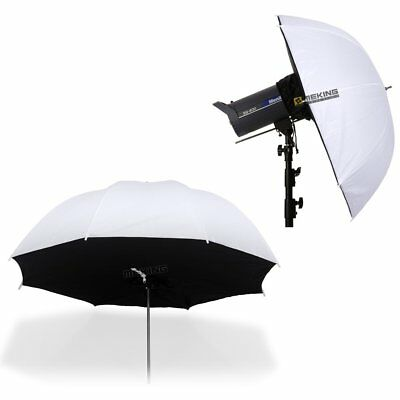 "101cm 40"" Photo Studio Lighting Reflective Umbrella Softbox Translucent Diffuser"