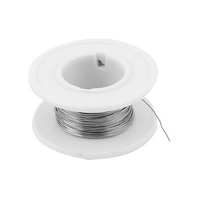 Nichrome 80 0.25mm 30 Gauge AWG 65ft Roll 6.97 Ohms/ft Heater Wire