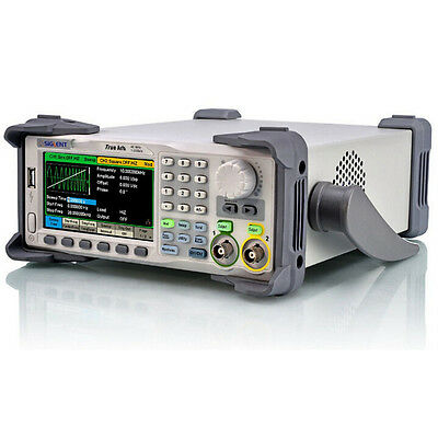 SDG2122X Function/Arbitrary Waveform Generator 120MHz 2 channels 1.2GSa/s