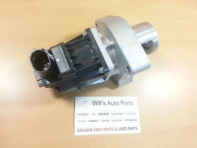 GENUINE BRAND NEW EGR Valve SUITS HOLDEN CRUZE  2009-2014