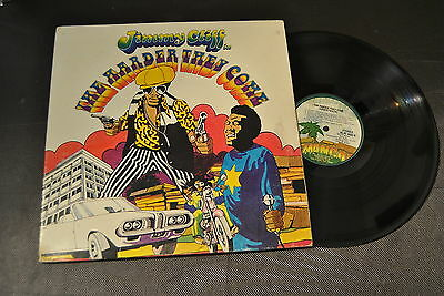 Lp 33 Jimmy Cliff The Harder They Come Ost Reggae Jamaica Island Usa 1973