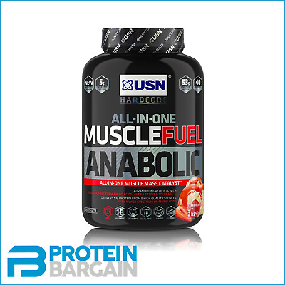 USN Muscle Fuel Anabolic Lean Muscle Catalyst 2kg