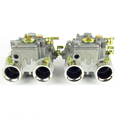 Genuine Weber 40 Dcoe 151 Carburettors (Pair)