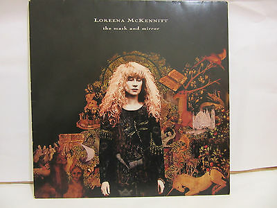 Loreena McKennitt - The Mask And Mirror - 1994 - Germany - Innersleeve - VG+/VG+