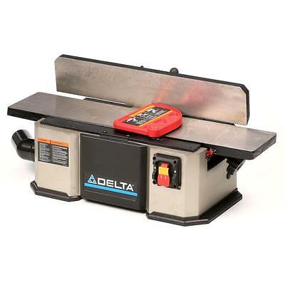 Delta 12-Amp 6 in. Corded Jointer Durable Cast-Iron Construction