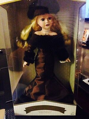Limited Edition Genuine Porcelain Doll by Melissa Jane: Victorian Seasons