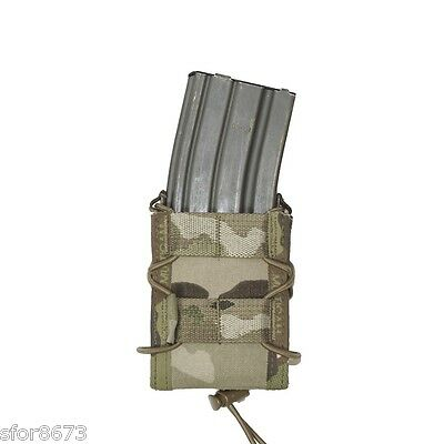 ELITE OPS SINGLE QUICK MAG POUCH SUIT 5.56mm & AK MAGS MOLLE MAGAZINE TACO POUCH