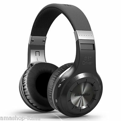 Bluedio H-Turbine Cuffie Bluetooth stereo Wireless BT 4.1 Powerful bass OFFERTA