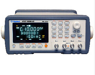 AT617 Precision Capacitance Meter Frequency 50Hz~100kHz(10 points)