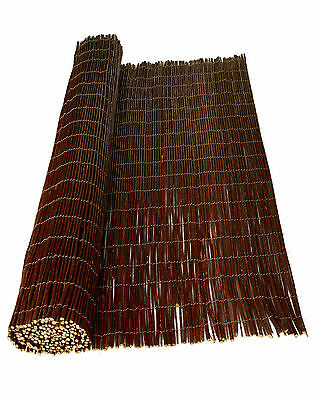 WILLOW FENCING ROLL FENCE SCREEN ROLL - 1.8m x 3.0m