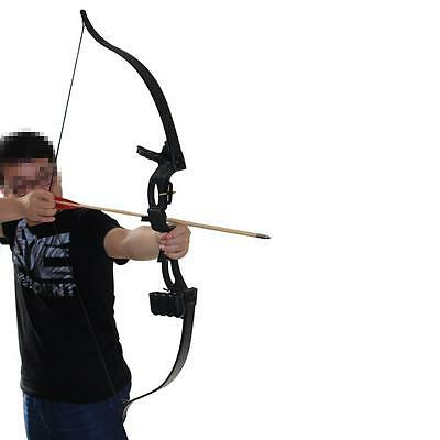 20LBS ABS Archery Takedown Recurve Bow Longbow Shooting&Practice Outdoor Game