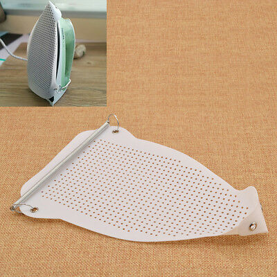 Electric Iron Cover Teflon Iron Plate Cover Shoe Home Supplies 1pc