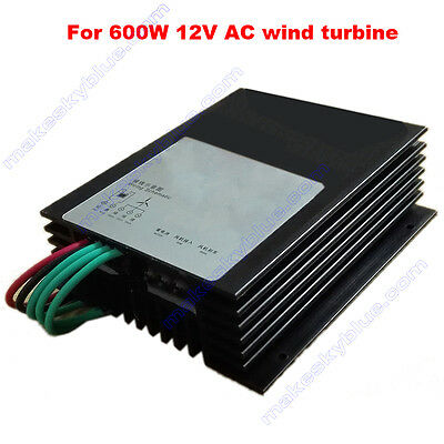 Wind Charge Charging Controller For 600W 12V Wind Turbine Generator