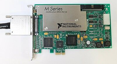 National Instruments NI PCIe-6251 MSeries Multifunction DAQ w SHC68-68-EPM Cable