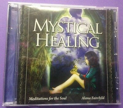 MYSTICAL HEALING CD-885767709294-Alana FAIRCHILD