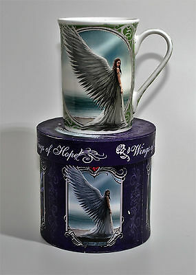 """2 Anne Stokes Mugs """"cups"""" For $30.00"""