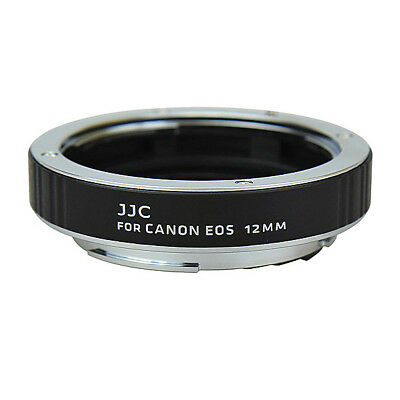 12mm Macro Extension Ring Mount Tube for Camera Photo Canon EOS EF / EFS Lens
