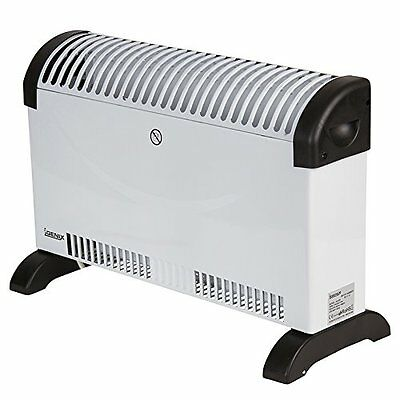 Igenix IG5250 2KW Convector Heater With Timer & Thermostat