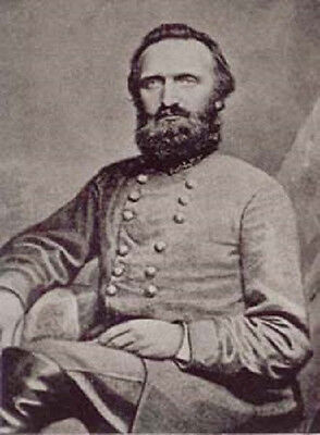 "8X10 Inch Photograph General Thomas J. ""stonewall"" Jackson New"
