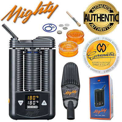 Mighty Portable Vaporizer ❤ by Volcano Storz & Bickel ❤ ☆100% Genuine☆