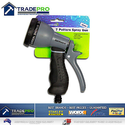 Nozzle Adjustable Trigger Gun 7Pattern Quality Garden Hose Water Boat Car3551272