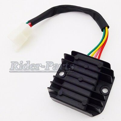 Top Quality 4 Wire Voitage Regular Rectifer For GY6 Scooter Honda Motorcycle