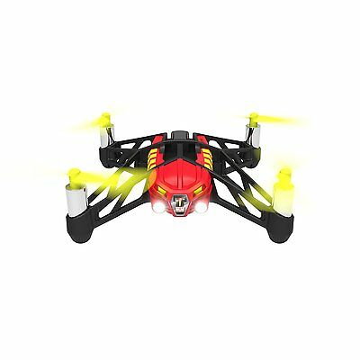 Parrot mini drone airborne night Quad Copter Blaze PF723132 from Japan